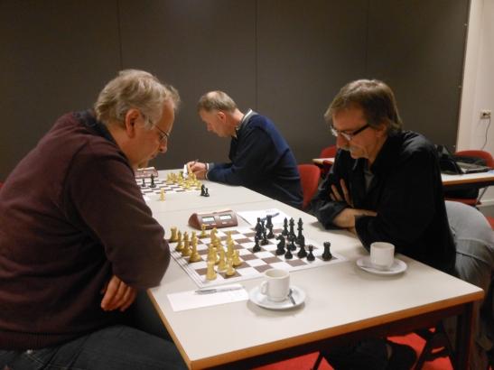 Gerard en Geert, goed voor twee punten