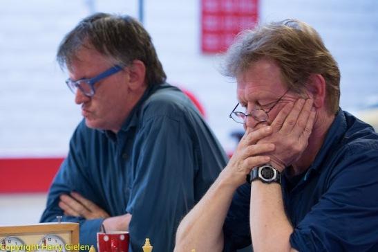 De tegenstanders van Bastiaan en Willem