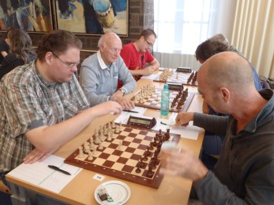 Bastiaan wint en Ruud verliest