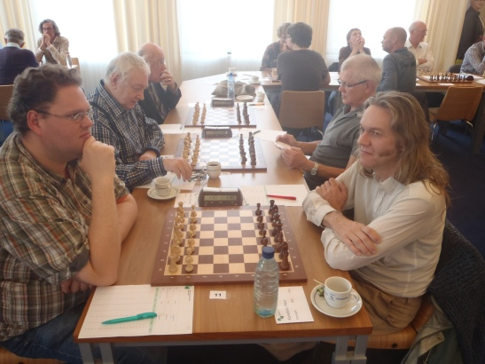Bastiaan tegen Nico Karsdorp