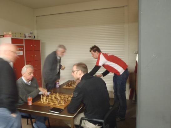 Beperkte analyse ruimte voor 4 wedstrijden