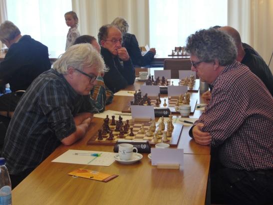 Ton tegen Wietse Wiersma (0-1